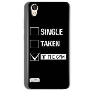 Vivo Y18L Mobile Covers Cases Single Taken At The Gym - Lowest Price - Paybydaddy.com