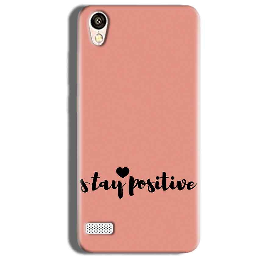 Vivo Y18L Mobile Covers Cases Stay Positive - Lowest Price - Paybydaddy.com