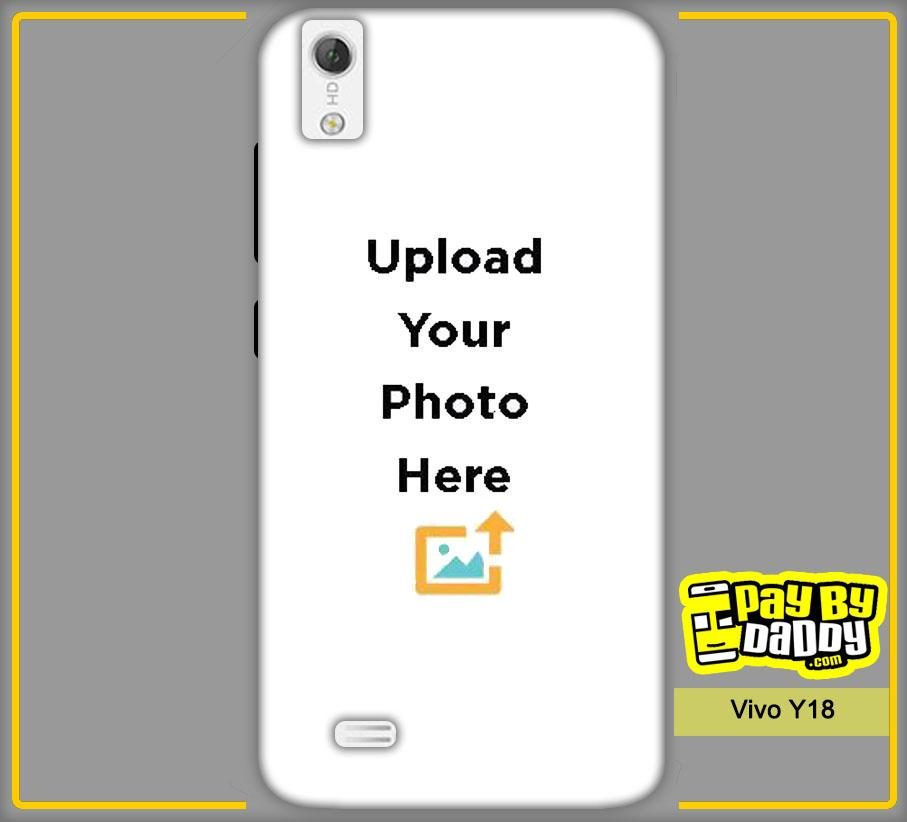 Customized Vivo Y18 Mobile Phone Covers & Back Covers with your Text & Photo