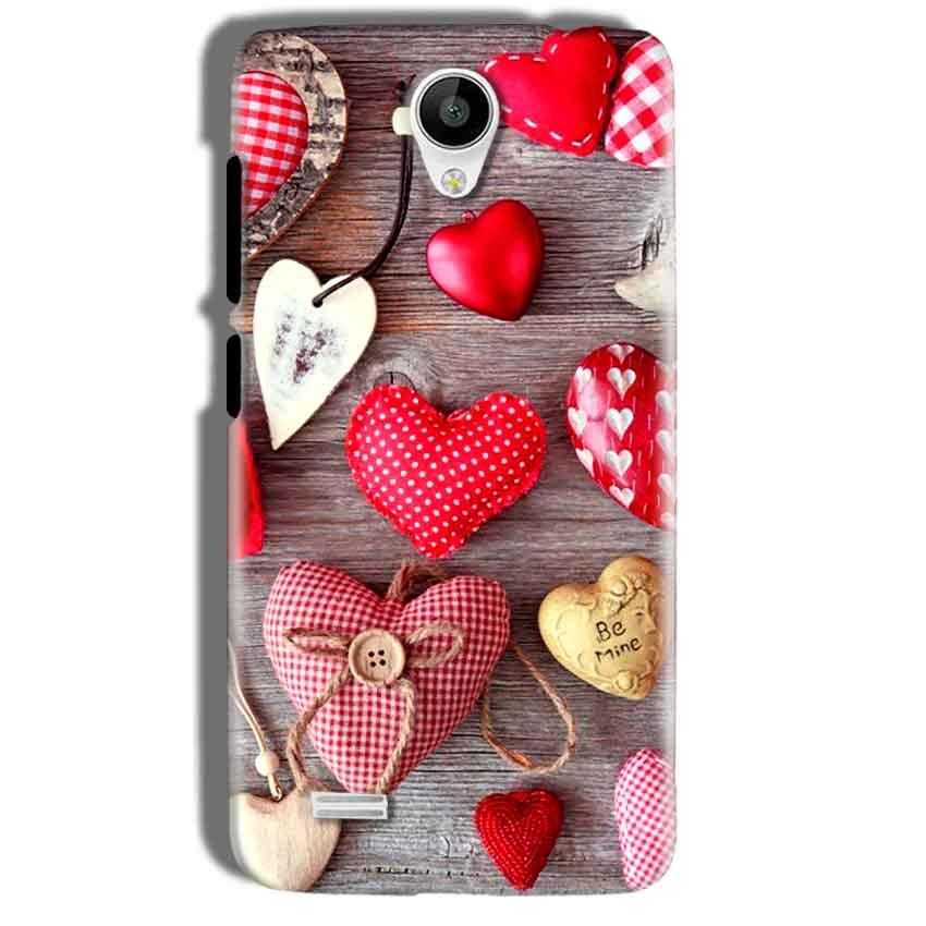 Vivo Y21 Mobile Covers Cases Hearts- Lowest Price - Paybydaddy.com