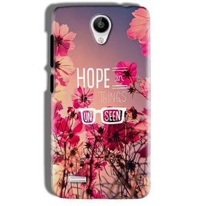 Vivo Y21 Mobile Covers Cases Hope in the Things Unseen- Lowest Price - Paybydaddy.com