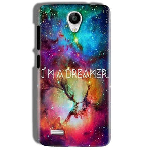 Vivo Y21 Mobile Covers Cases I am Dreamer - Lowest Price - Paybydaddy.com