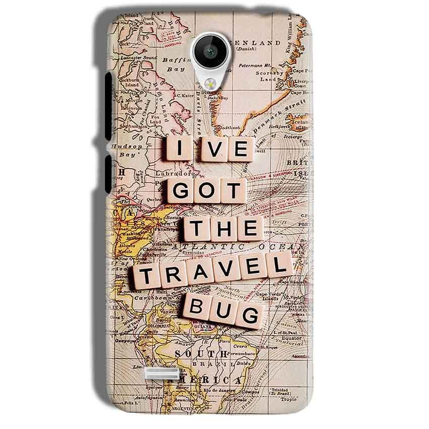 Vivo Y21 Mobile Covers Cases Live Travel Bug - Lowest Price - Paybydaddy.com