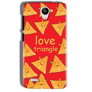 Vivo Y21 Mobile Covers Cases Love Triangle - Lowest Price - Paybydaddy.com