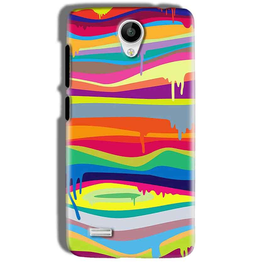 Vivo Y21 Mobile Covers Cases Melted colours - Lowest Price - Paybydaddy.com