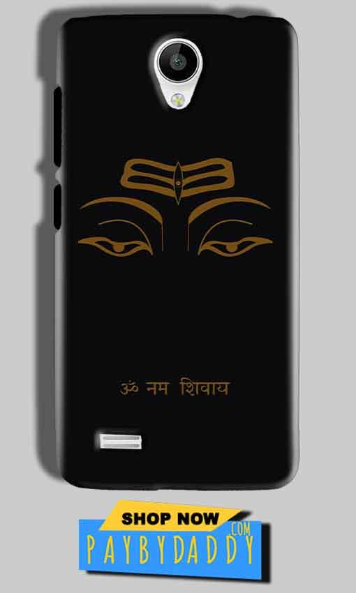 Vivo Y21 Mobile Covers Cases Om Namaha Gold Black - Lowest Price - Paybydaddy.com