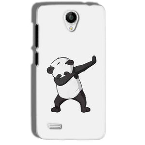 Vivo Y21 Mobile Covers Cases Panda Dab - Lowest Price - Paybydaddy.com