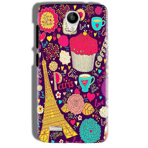 Vivo Y21 Mobile Covers Cases Paris Sweet love - Lowest Price - Paybydaddy.com