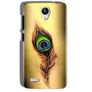 Vivo Y21 Mobile Covers Cases Peacock coloured art - Lowest Price - Paybydaddy.com