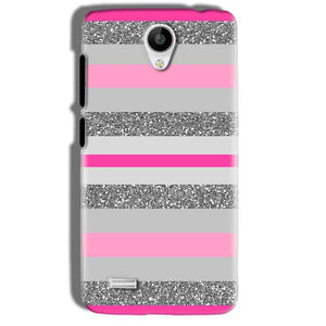 Vivo Y21 Mobile Covers Cases Pink colour pattern - Lowest Price - Paybydaddy.com