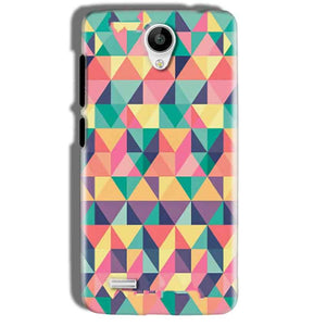 Vivo Y21 Mobile Covers Cases Prisma coloured design - Lowest Price - Paybydaddy.com