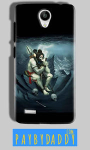 Vivo Y21 Mobile Covers Cases Shiva Smoking - Lowest Price - Paybydaddy.com