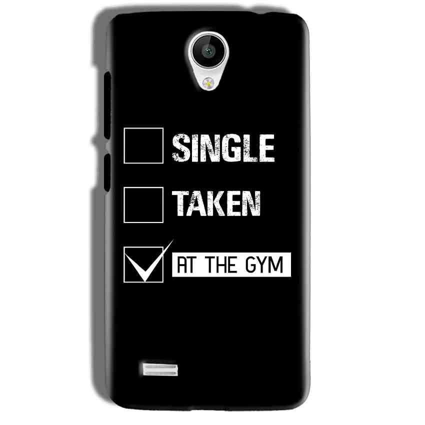 Vivo Y21 Mobile Covers Cases Single Taken At The Gym - Lowest Price - Paybydaddy.com