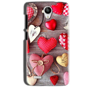 Vivo Y22 Mobile Covers Cases Hearts- Lowest Price - Paybydaddy.com