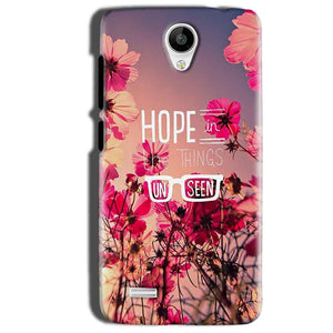Vivo Y22 Mobile Covers Cases Hope in the Things Unseen- Lowest Price - Paybydaddy.com