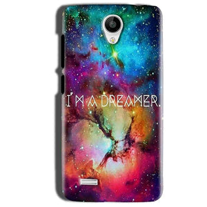 Vivo Y22 Mobile Covers Cases I am Dreamer - Lowest Price - Paybydaddy.com