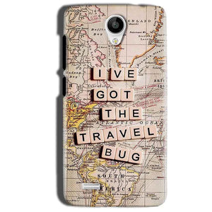 Vivo Y22 Mobile Covers Cases Live Travel Bug - Lowest Price - Paybydaddy.com