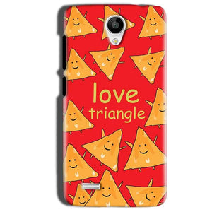 Vivo Y22 Mobile Covers Cases Love Triangle - Lowest Price - Paybydaddy.com