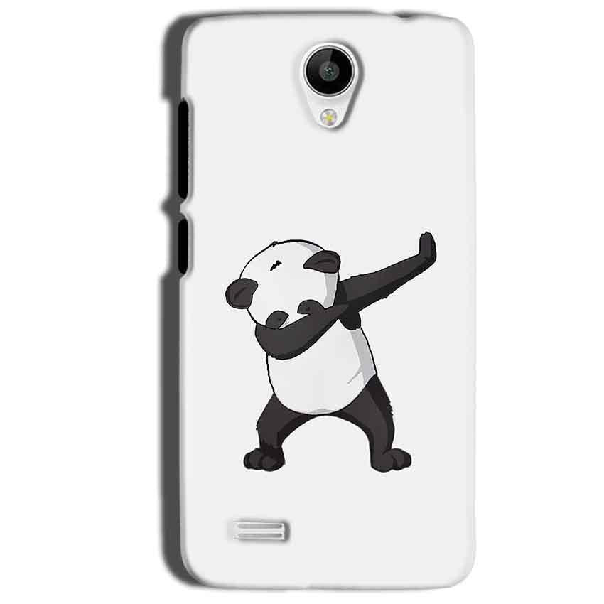 Vivo Y22 Mobile Covers Cases Panda Dab - Lowest Price - Paybydaddy.com