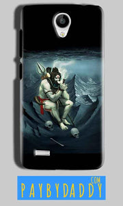 Vivo Y22 Mobile Covers Cases Shiva Smoking - Lowest Price - Paybydaddy.com