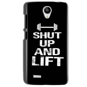 Vivo Y22 Mobile Covers Cases Shut Up And Lift - Lowest Price - Paybydaddy.com