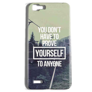 Vivo Y27 Mobile Covers Cases Donot Prove yourself - Lowest Price - Paybydaddy.com