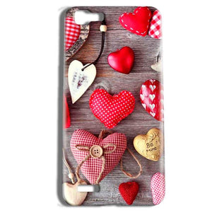 Vivo Y27 Mobile Covers Cases Hearts- Lowest Price - Paybydaddy.com