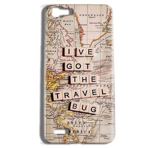 Vivo Y27 Mobile Covers Cases Live Travel Bug - Lowest Price - Paybydaddy.com