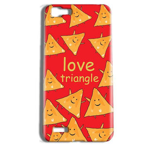 Vivo Y27 Mobile Covers Cases Love Triangle - Lowest Price - Paybydaddy.com