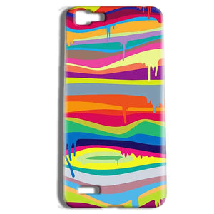 Vivo Y27 Mobile Covers Cases Melted colours - Lowest Price - Paybydaddy.com
