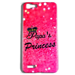 Vivo Y27 Mobile Covers Cases PAPA PRINCESS - Lowest Price - Paybydaddy.com