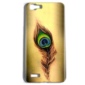 Vivo Y27 Mobile Covers Cases Peacock coloured art - Lowest Price - Paybydaddy.com
