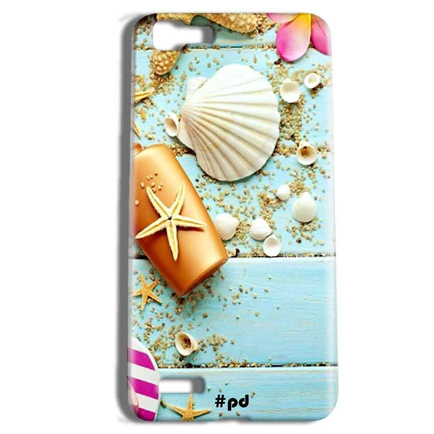 Vivo Y27 Mobile Covers Cases Pearl Star Fish - Lowest Price - Paybydaddy.com