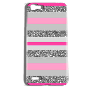 Vivo Y27 Mobile Covers Cases Pink colour pattern - Lowest Price - Paybydaddy.com