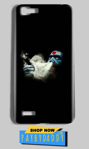 Vivo Y27 Mobile Covers Cases Shiva Aghori Smoking - Lowest Price - Paybydaddy.com