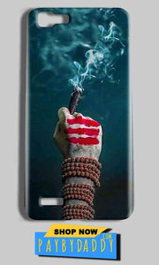 Vivo Y27 Mobile Covers Cases Shiva Hand With Clilam - Lowest Price - Paybydaddy.com