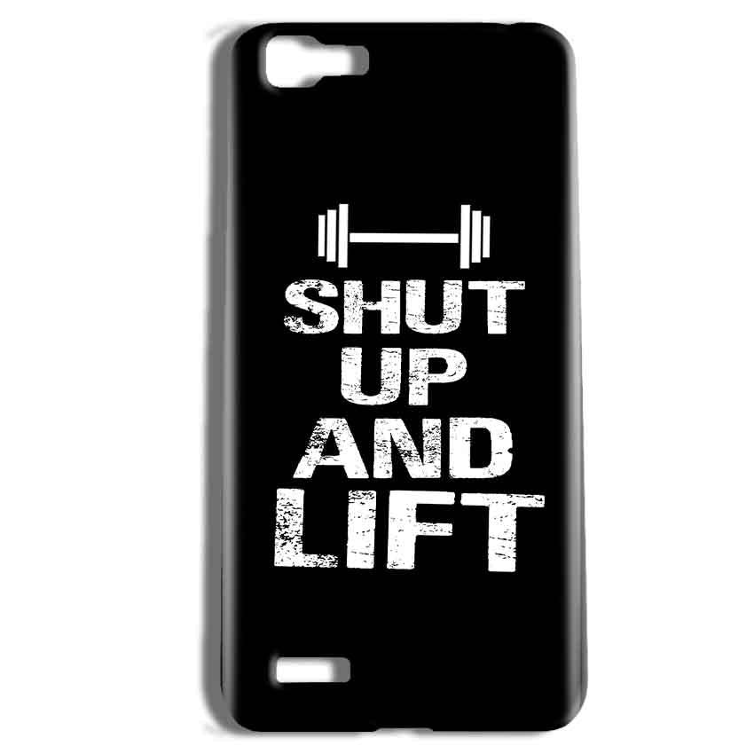 Vivo Y27 Mobile Covers Cases Shut Up And Lift - Lowest Price - Paybydaddy.com
