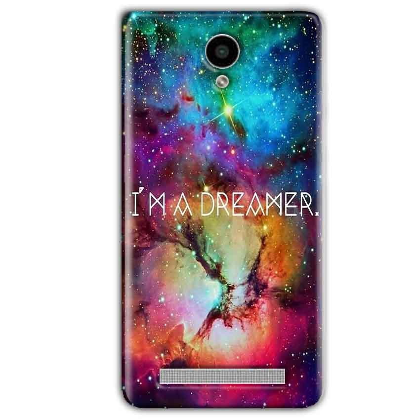 Vivo Y28 Mobile Covers Cases I am Dreamer - Lowest Price - Paybydaddy.com