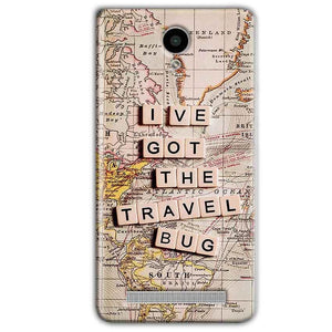 Vivo Y28 Mobile Covers Cases Live Travel Bug - Lowest Price - Paybydaddy.com