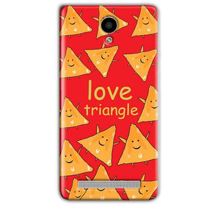 Vivo Y28 Mobile Covers Cases Love Triangle - Lowest Price - Paybydaddy.com