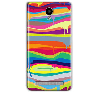 Vivo Y28 Mobile Covers Cases Melted colours - Lowest Price - Paybydaddy.com