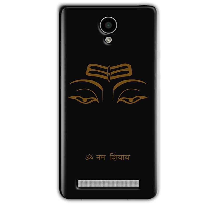 Vivo Y28 Mobile Covers Cases Om Namaha Gold Black - Lowest Price - Paybydaddy.com