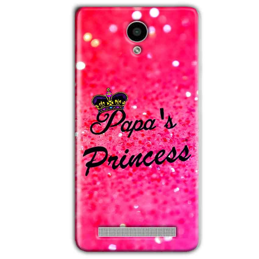 Vivo Y28 Mobile Covers Cases PAPA PRINCESS - Lowest Price - Paybydaddy.com