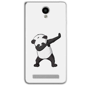 Vivo Y28 Mobile Covers Cases Panda Dab - Lowest Price - Paybydaddy.com