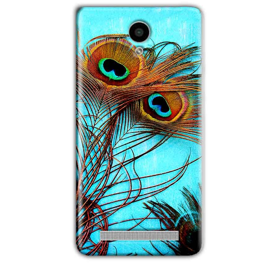 Vivo Y28 Mobile Covers Cases Peacock blue wings - Lowest Price - Paybydaddy.com