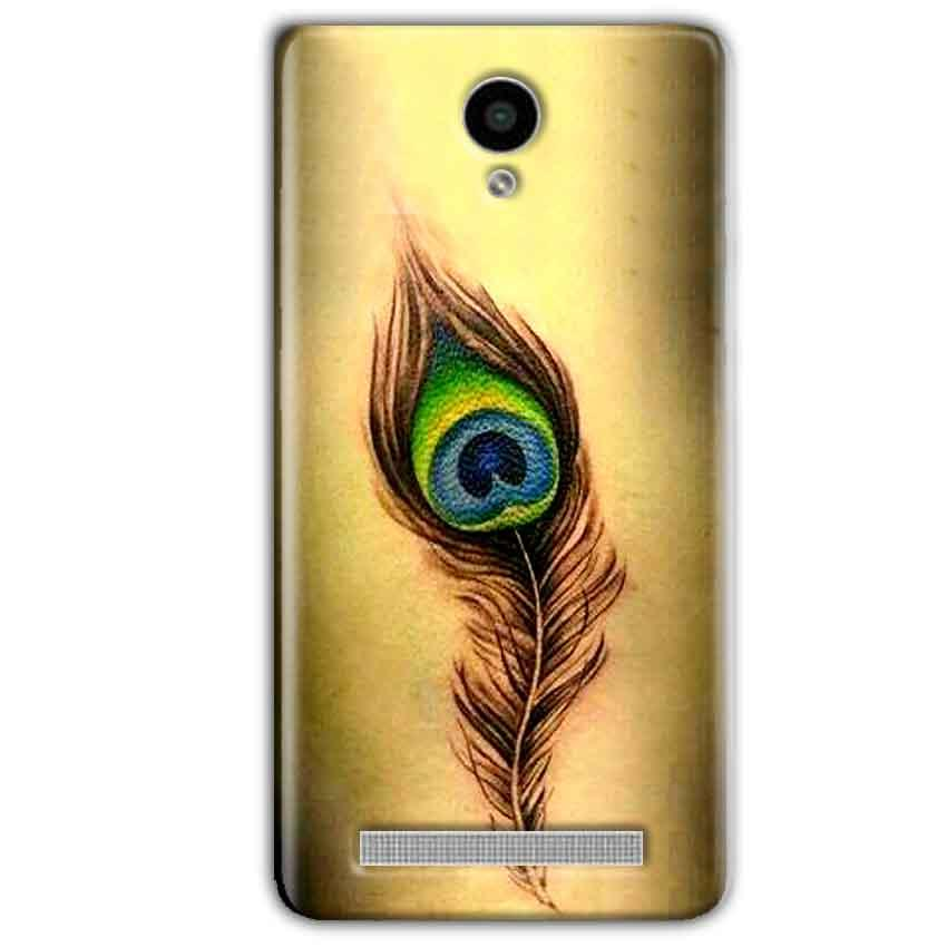 Vivo Y28 Mobile Covers Cases Peacock coloured art - Lowest Price - Paybydaddy.com