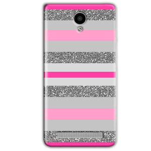 Vivo Y28 Mobile Covers Cases Pink colour pattern - Lowest Price - Paybydaddy.com