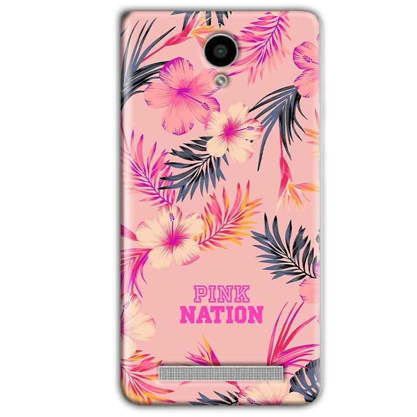 Vivo Y28 Mobile Covers Cases Pink nation - Lowest Price - Paybydaddy.com