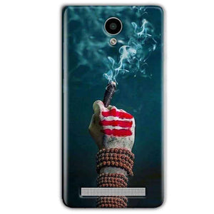 Vivo Y28 Mobile Covers Cases Shiva Hand With Clilam - Lowest Price - Paybydaddy.com