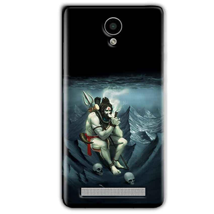 Vivo Y28 Mobile Covers Cases Shiva Smoking - Lowest Price - Paybydaddy.com